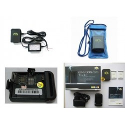 Tracker GPS 280h d'autonomie en veille